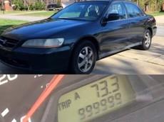 Đây là diện mạo rất bình thường của chiếc Honda Accord đi trên 1,6 triệu km