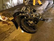 """Sài Gòn: Chở nhau đi nhậu sau khi """"độ"""" xong xe máy, 2 người đàn ông thương vong"""