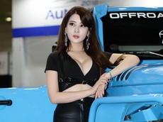 Ngợp mắt trước vẻ gợi cảm từ đầu xuống chân của các mỹ nữ Hàn Quốc