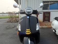 Lộ diện Vespa GTS SuperTech300 tại Việt Nam