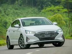 Hyundai Elantra 2019 chính thức ra mắt, giá tăng nhiều nhất 40 triệu đồng