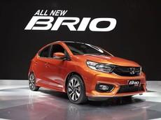 Honda Brio 2019 rất có thể sẽ ra mắt Việt Nam vào tháng 6