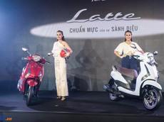 """""""Tân binh"""" Yamaha Latte 125 chính thức ra mắt thị trường Việt Nam"""