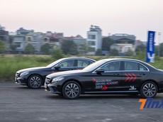 "Học lái xe thật ""chất"" với dàn xe sang trong Mercedes-Benz Driving Academy 2019"