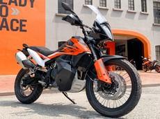 KTM 790 Adventure 2019 ra mắt tại Malaysia với mức giá khiến người Việt phát thèm