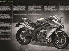 Kawasaki sẽ cho ra mắt ZX-25R trang bị động cơ 4 xylanh 250cc vào cuối năm nay