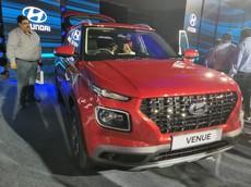 Hyundai Venue 2020 chính thức được bán ra với giá khởi điểm chỉ hơn 200 triệu đồng