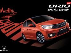 Honda Việt Nam chốt lịch ra mắt Brio 2019, tung khuyến mại cho khách đặt mua xe từ bây giờ