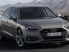 Audi A4 2019 ra mắt phiên bản mới với thiết kế và loạt trang bị ấn tượng