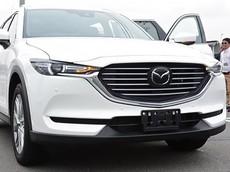 Mazda CX-8 đã được lắp ráp trong nước, sẵn sàng cho ngày ra mắt