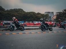 Có gì bên trong trường đua Honda VMRC 2019 tại Mỹ Đình, Hà Nội?