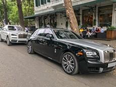 Cặp đôi Rolls-Royce này cho thấy giới nhà giàu Hà Nội rất thích mua xe siêu sang