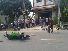 Youtuber nổi tiếng Việt Nam chạy phân khối lớn gây tai nạn giao thông, một người bị thương nặng