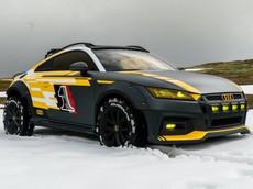 Audi TT Safari - Sự dung hợp hoàn hảo của phong cách và khả năng off-road