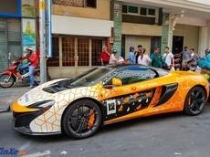 "McLaren 650S Spider từng của Minh ""Nhựa"" khoác áo của McLaren Senna GTR"