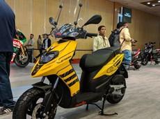 Xe ga thể thao Aprilia Storm 125 chính thức có mặt trên thị trường với giá siêu rẻ 22 triệu đồng