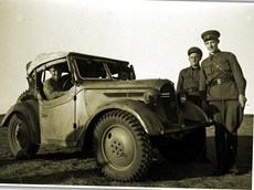 Kurogane Type 95 - Chiếc xe du lịch 4x4 sản xuất hàng loạt trước cả Jeep của Mỹ
