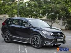 Honda CR-V Turbo bị hàng loạt khách Việt tố lỗi chân phanh