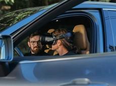 """Volvo áp dụng thiết bị """"thực tế ảo"""" nhằm giảm bớt thời gian phát triển công nghệ an toàn"""