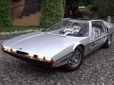 Lamborghini Marzal 1967 bất ngờ tái xuất trước công chúng, gây chú ý với thiết kế kỳ lạ