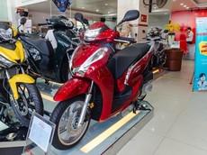 Hàng loạt mẫu xe Honda giảm giá sốc trong tháng 6/2019