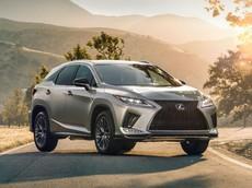 Lexus RX 2020 trình làng với ngoại hình thay đổi nhẹ, nhiều tính năng an toàn hơn