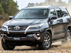 Toyota Fortuner 2019 sẽ có 4 bản lắp ráp trong nước, 2 bản nhập khẩu