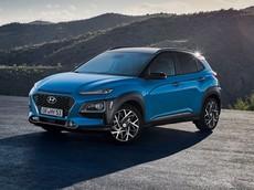 SUV cỡ B Hyundai Kona có thêm phiên bản tiết kiệm xăng mới