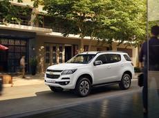 Sang tháng 6, bộ đôi Chevrolet Trailblazer và Colorado tiếp tục hưởng ưu đãi tới 100 triệu đồng