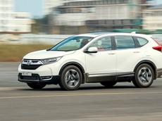 Cục Đăng kiểm Việt Nam bắt tay vào vụ Honda CR-V bị tố lỗi phanh