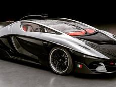 FV Frangivento Asfane DieciDieci - Siêu xe lộng lẫy, 996 mã lực mới nhất đến từ nước Ý
