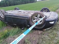 Quay video lái xe sang Lexus LS460 ở vận tốc 260 km/h, tài xế gặp nạn