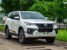 Toyota Fortuner 2019 lắp ráp trong nước ra mắt Việt Nam, giá không giảm mà còn tăng nhẹ
