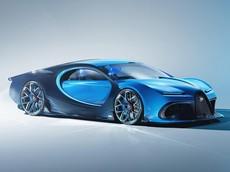 """Bugatti Chiron Type 103 - Phiên bản siêu xe """"hư cấu"""" với dáng vẻ dữ dằn hơn bình thường"""