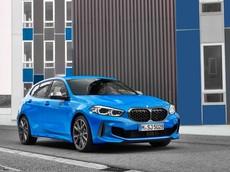 """Đánh giá nhanh BMW 1-Series 2020: Xe sang """"nhỏ mà có võ"""""""