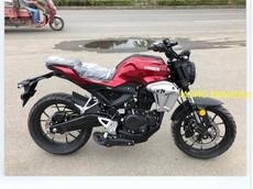 Vừa ra mắt tại Việt Nam, Honda CB150R đã có phiên bản nhái đến từ Trung Quốc