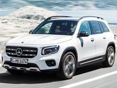 SUV hạng sang Mercedes-Benz GLB 2020 chính thức ra mắt, có cả phiên bản 5 và 7 chỗ