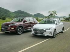 Giữ được đà tăng trưởng, Hyundai Thành Công bán ra 6.289 xe trong tháng 5