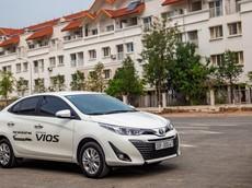 """Nhờ liên tục giảm giá, Toyota Vios một lần nữa đăng cai """"vua doanh số"""" trong tháng 5"""