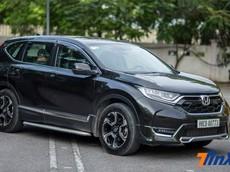 Bất chấp bị tố lỗi chân phanh, Honda CR-V vẫn bán chạy trong tháng 5/2019