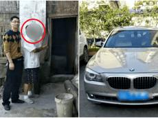 Người đàn ông Trung Quốc đi trộm gà và vịt để mua xăng cho chiếc BMW giá 6,75 tỷ Đồng