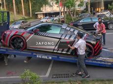 """Tiết lộ của người trong cuộc cho biết vì sao Cường """"Đô-la"""" lại chọn Audi R8 V10 PLus tham dự Car Passion 2019"""