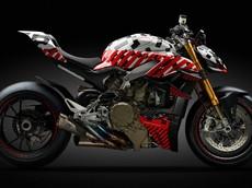 Đây là thiết kế mới nhất của Ducati Streetfighter V4 được nhiều tín đồ mong đợi