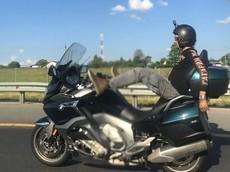 Youtuber nổi tiếng về mô tô tử nạn vì điều khiển xe bằng chân trong khi đang nhắn tin