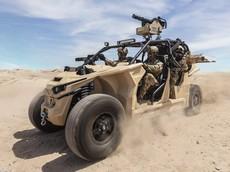 """Khám phá Nikola Reckless UTV - Mẫu xe chiến đấu chạy điện trang bị """"đỉnh"""" như phim viễn tưởng"""