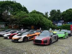 Tường thuật hành trình siêu xe Car Passion 2019: Đoàn đã có mặt tại Hạ Long