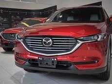 Mazda CX-8 chính thức hẹn ngày ra mắt Việt Nam, sẵn sàng đe dọa Hyundai Santa Fe