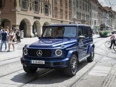 """Mercedes-Benz vén màn phiên bản """"Stronger Than Time"""" của """"vua địa hình"""" G-Class"""