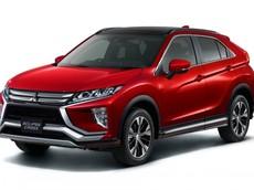 """Crossover 5 chỗ Mitsubishi Eclipse Cross 2019 trình làng với động cơ """"ngốn"""" 7 lít/100 km"""