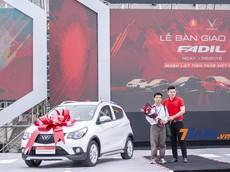 650 xe Vinfast Fadil đầu chính thức được bàn giao tới tay khách Việt